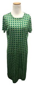 Puccini short dress Green on Tradesy