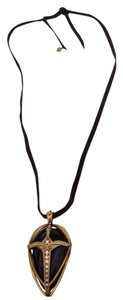 Lucky Brand Lucky Brand Onyx Necklace