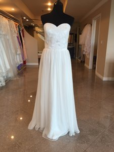 Sweetheart Chiffon Bridal Gown With Detachable Lace Jacket Wedding Dress Wedding Dress
