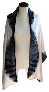 Scarf, Wrap, Sarong Multi-Color Tie Dye from India