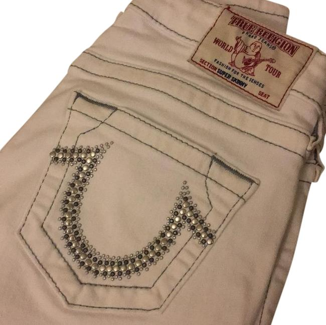 Preload https://item1.tradesy.com/images/true-religion-white-quality-cotton-jeans-size-2-xs-26-953210-0-2.jpg?width=400&height=650