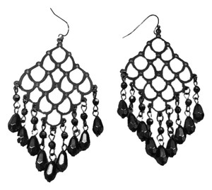 Statement Earrings - Gothic Style