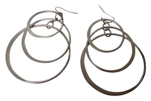 Other Hoop Drop Earrings