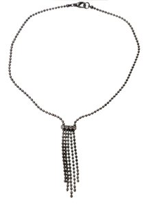 Drop Necklace - Gothic Style