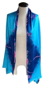 Other Scarf, Wrap, Sarong Multi-Color Tie Dye from India
