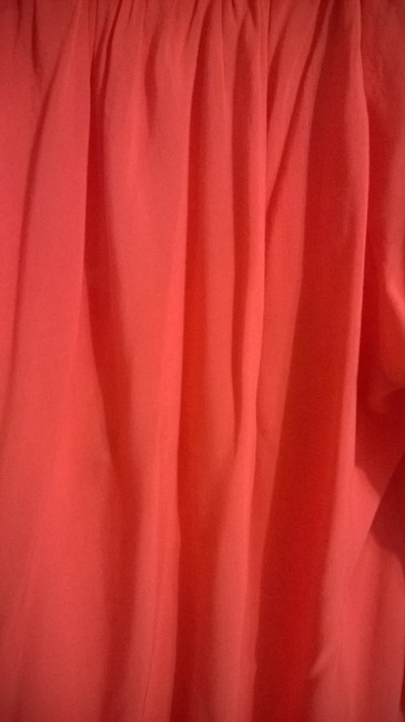 Coveted Clothing Top Orange/Coral