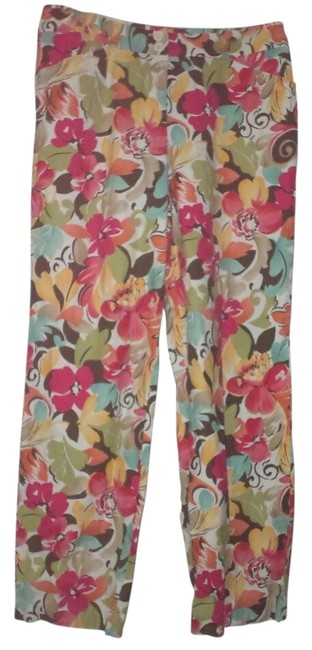 Talbots Straight Pants multi