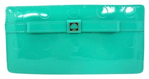 Kate Spade KATE SPADE NEW YORK CAMELLIA STREET STACY WALLET IN BABY BLUE