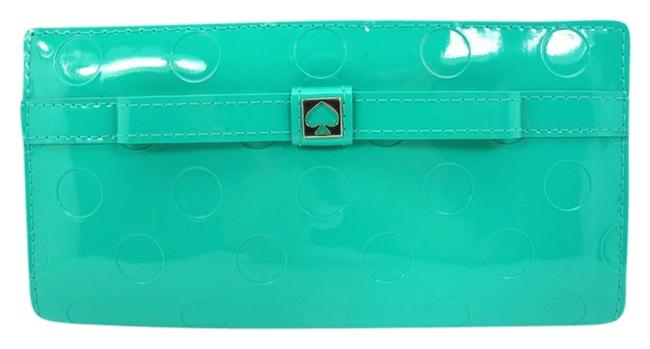 Item - Baby Blue - Adriatic New York Camellia Street Stacy In Wallet