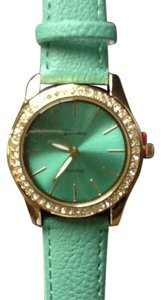 Geneva Geneva Mint Green Watch