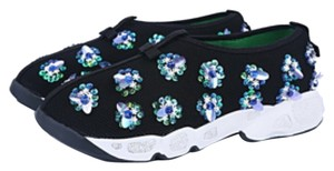 Fusion Floral Sneakers All Athletic