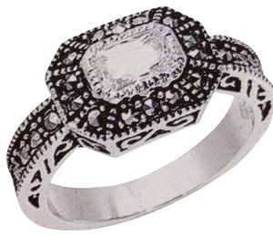 Park Lane Ring - Reign - Genuine Marcasite And CZ