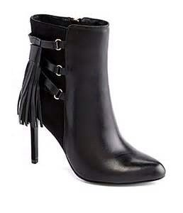 Adrianna Papell Black Boots