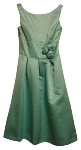 Dessy Bridesmaid Size 4 Dress