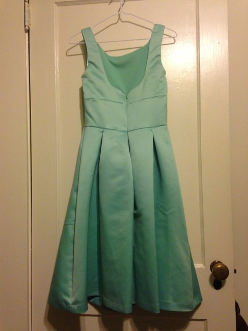 Dessy Bridesmaid Size 4 Party Cocktail Dress