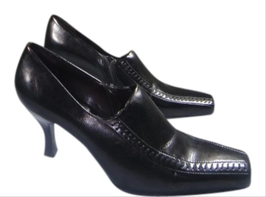 Franco Sarto Brown Pumps