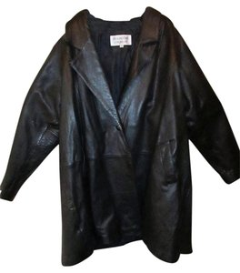Brandon Thomas Aline Classic Soft Leather Jacket