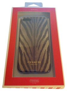 Coach New coach iPhone 5 case