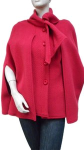 Beth Bowley Scarf Wool Cape