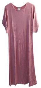 Pink Maxi Dress by Prairie Underground Natural Cotton Long Maxi Comfy