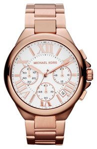 Michael Kors MICHAEL KORS ROSE GOLD CAMILLE WATCH