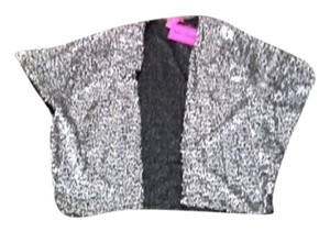 Betsey Johnson Betsy Gray Brocade Peplum Sequence with gold,black Jacket