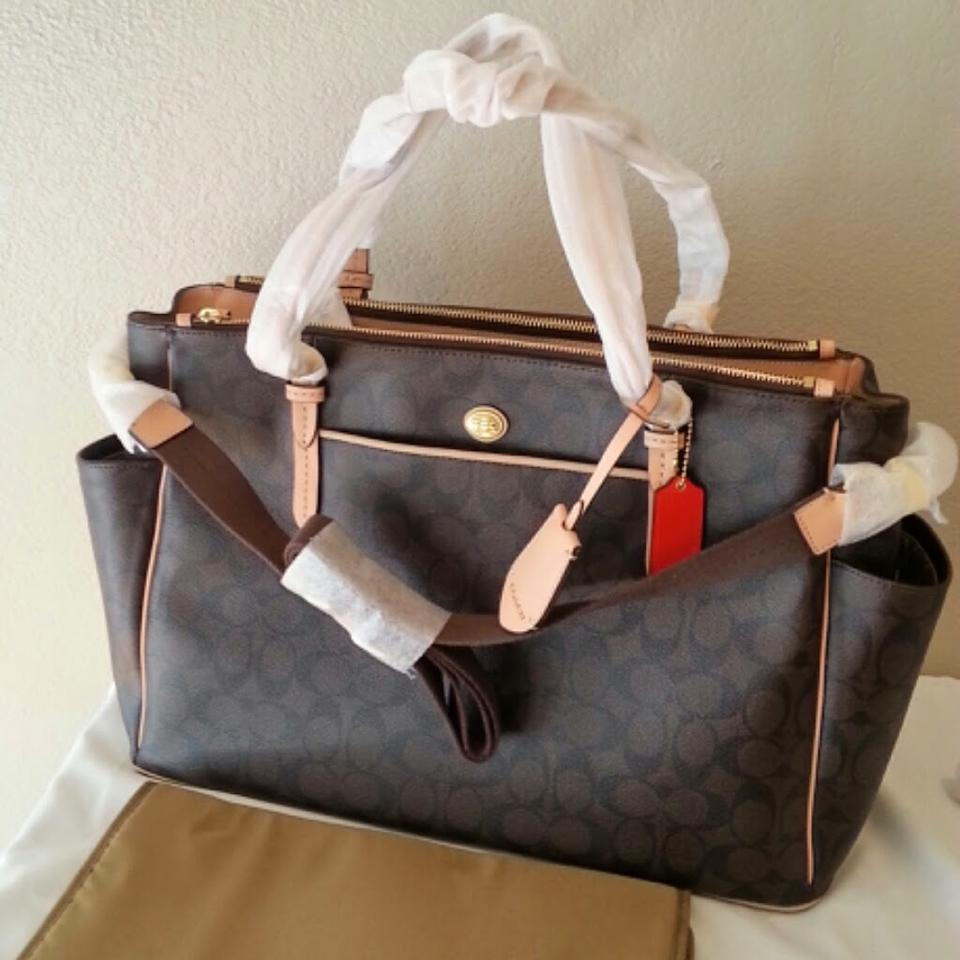 Designer Baby Bags Coach Confederated