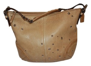 Coach Studded Hobo Bag