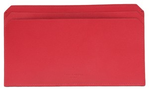 Saint Laurent Saint Laurent Classic Leather Document Holder 315872, Lipstick Pink