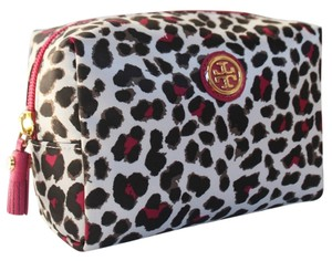 Tory Burch Tory Burch BRAND NEW WITH TAGS BRIGITTE MEDIUM COSMETIC BAG MAKEUP CASE POUCH