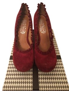 Jeffrey Campbell Jeffery Emily wine red Pumps