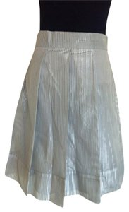 W118 by Walter Baker Skirt Silver Gray