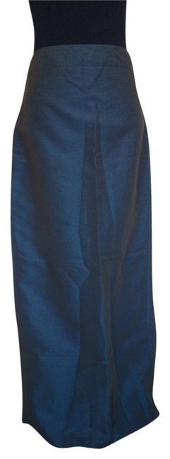 co-op Skirt Slate Blue With Periwinkle Lining