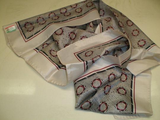 VINTAGE SCARF BY MORGLY OF NEW YORK MORGLY VINTAGE SCARF