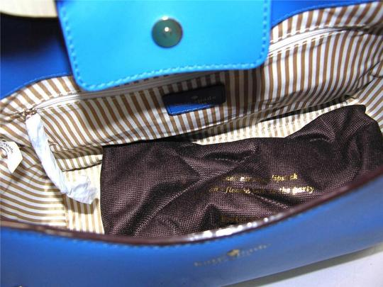 Kate Spade Tote in bluebell