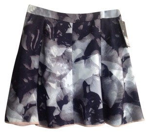 Mossimo Supply Co. Skirt Black, Cream, Cream