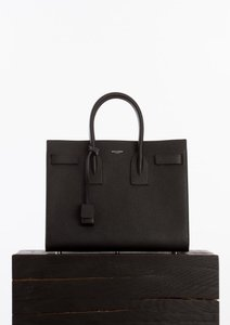 Saint Laurent Tote in Black