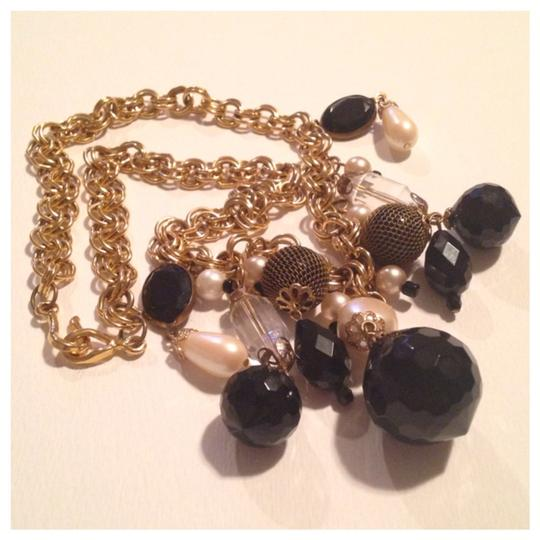 Other Vintage Bold Beaded Necklace