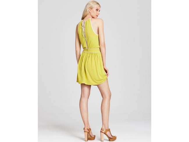 Juicy Couture short dress Lime on Tradesy
