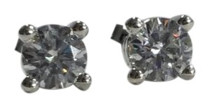 Diamore Diamonds Diamore 1 Carat Diamond Stud Earrings