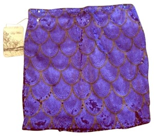 Other Skirt Purple / Blue