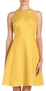 Andrew Marc short dress Marigold on Tradesy