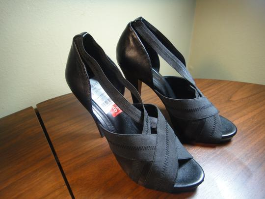 BCBGeneration Black Platforms