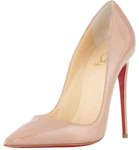 Christian Louboutin So Kate So Kate Best Soldout Nude Pumps