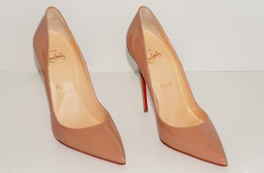 Christian Louboutin So Kate So Kate Best Soldout Nude Pumps Image 7