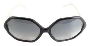 Kate Spade Kate Spade New York Black and White Over Sized Sunglasses New