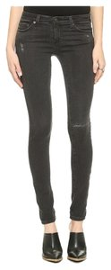 AG Adriano Goldschmied Denim Skinny Jeans-Dark Rinse