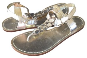 Sigerson Morrison Gold Sandals
