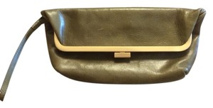 Latico Green Clutch