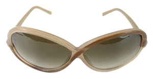Kate Spade Kate Spade Over Sized Caramel Sunglasses New